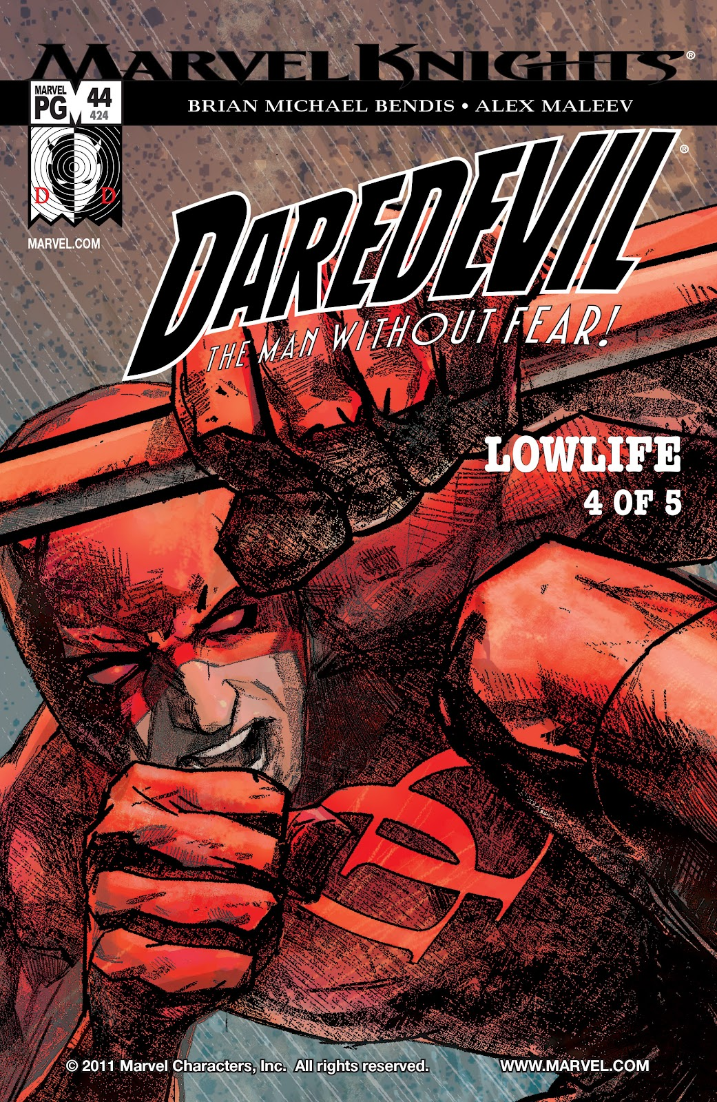 Read online Daredevil (1998) comic -  Issue # _Ultimate_Collection TPB 2 (Part 1) - 73