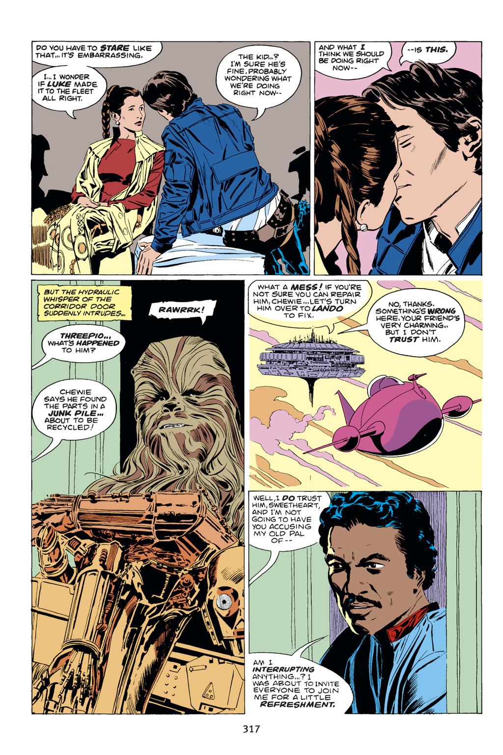 Read online Star Wars Omnibus comic -  Issue # Vol. 14 - 315