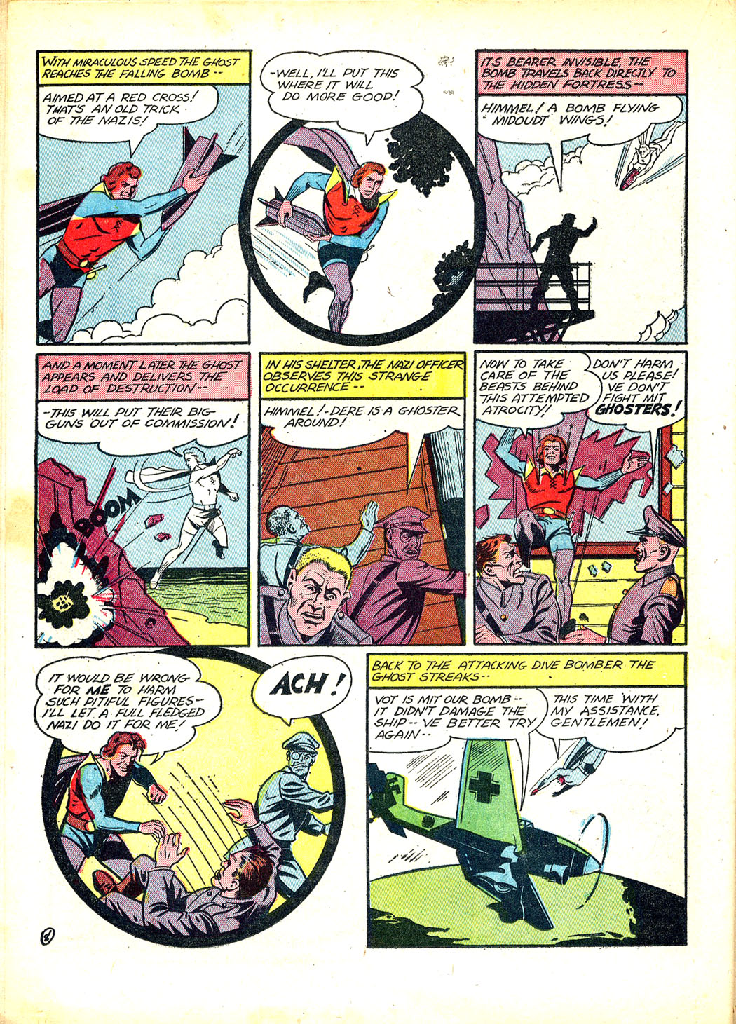 Read online Sensation (Mystery) Comics comic -  Issue #12 - 32