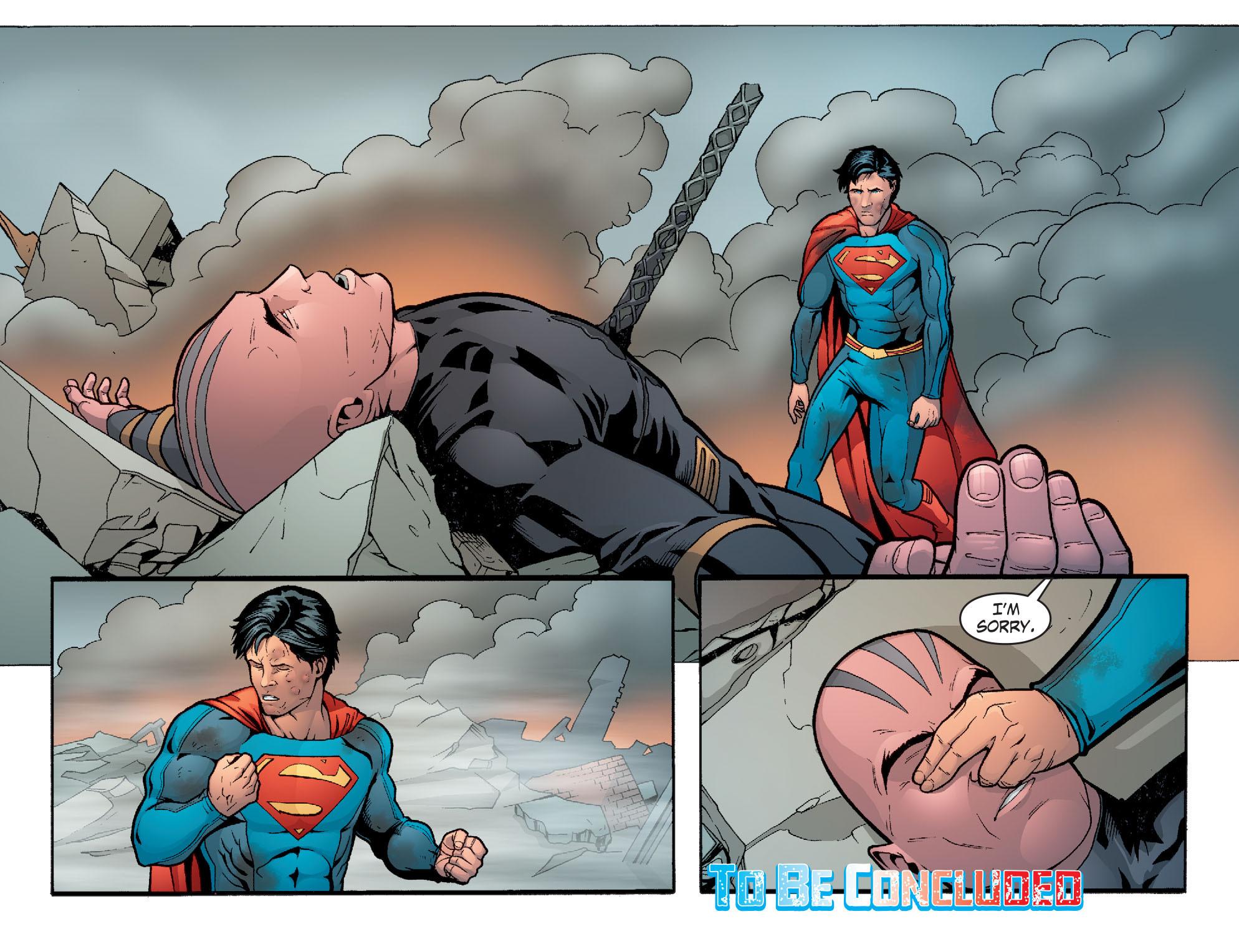 Read online Smallville: Alien comic -  Issue #11 - 22