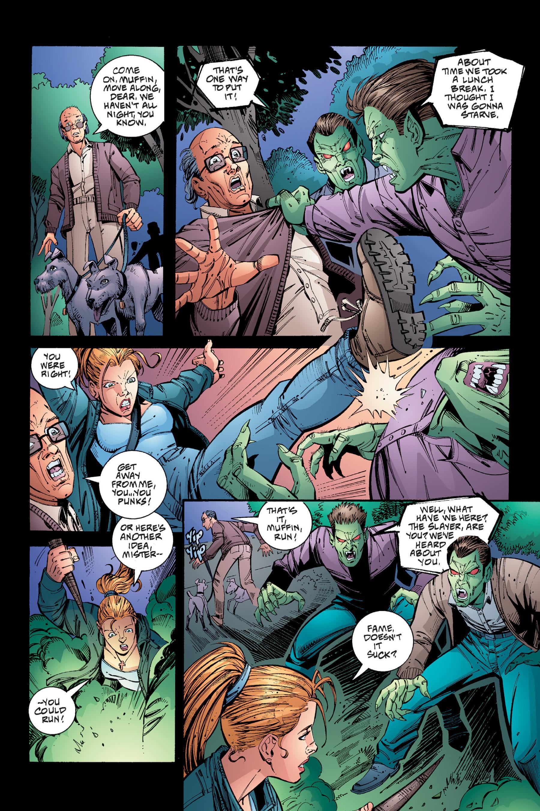 Read online Buffy the Vampire Slayer: Omnibus comic -  Issue # TPB 4 - 311