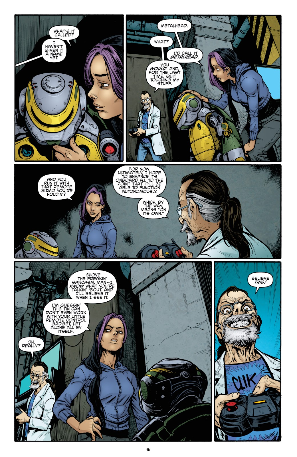 Read online Teenage Mutant Ninja Turtles: The IDW Collection comic -  Issue # TPB 4 (Part 3) - 44