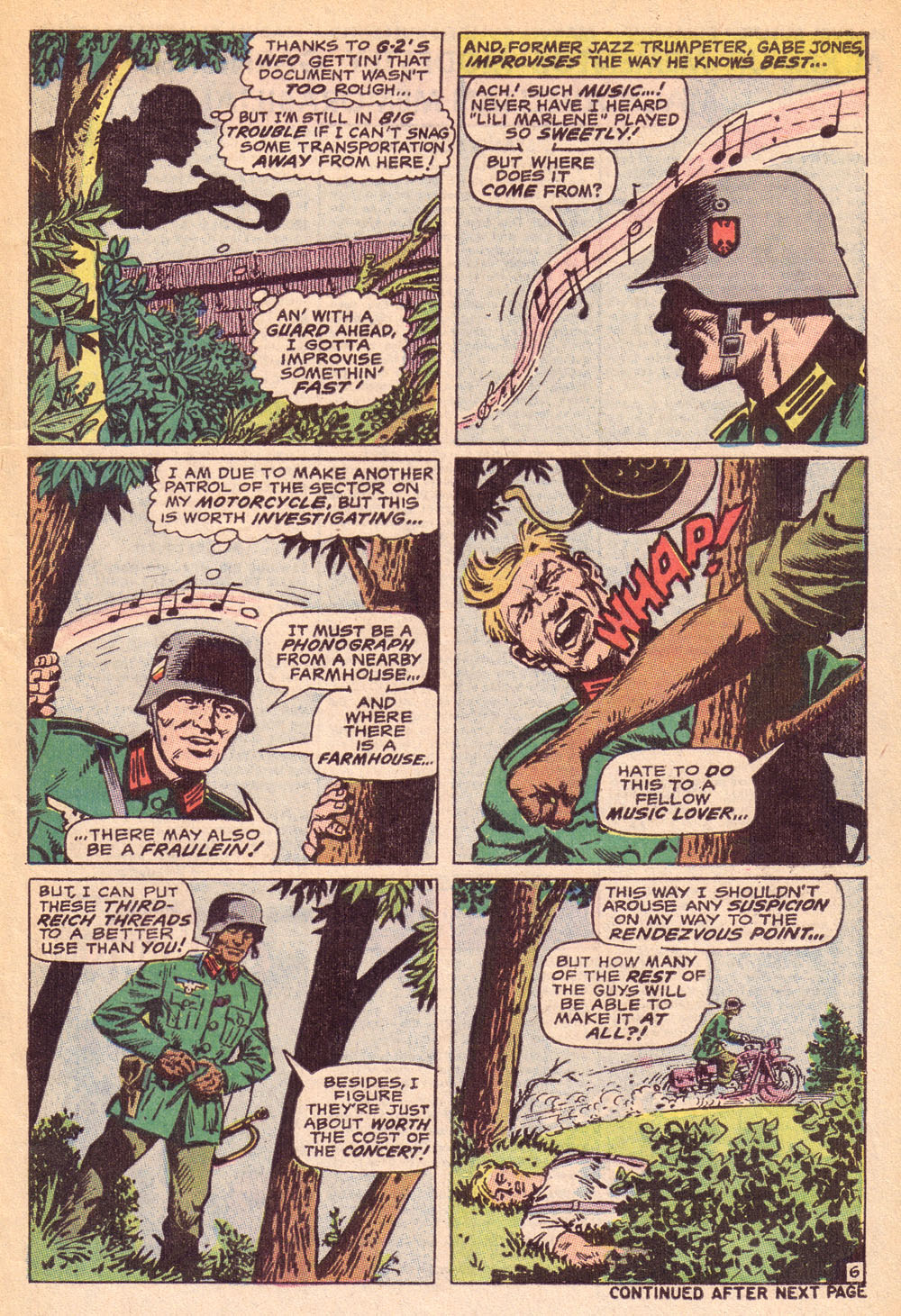 Read online Sgt. Fury comic -  Issue #74 - 9