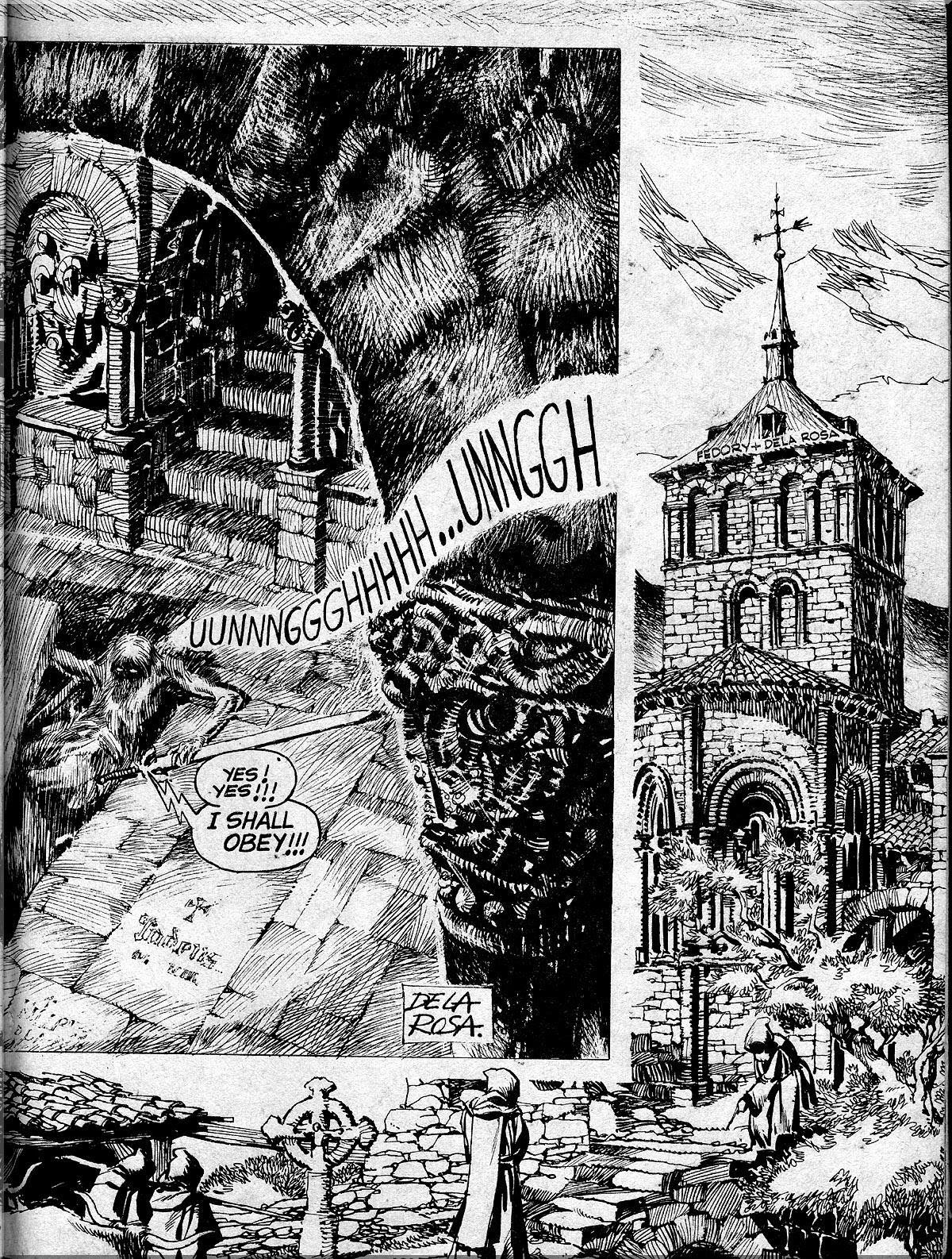 Nightmare (1970) issue 10 - Page 50