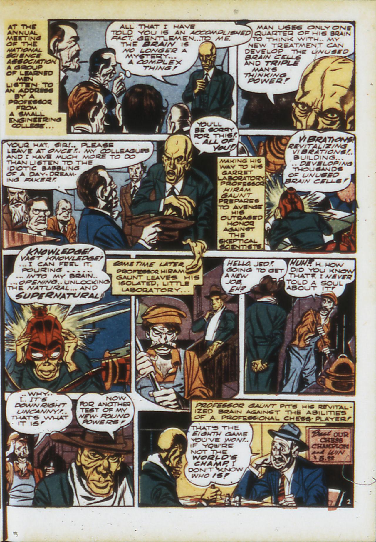 Read online Adventure Comics (1938) comic -  Issue #74 - 58