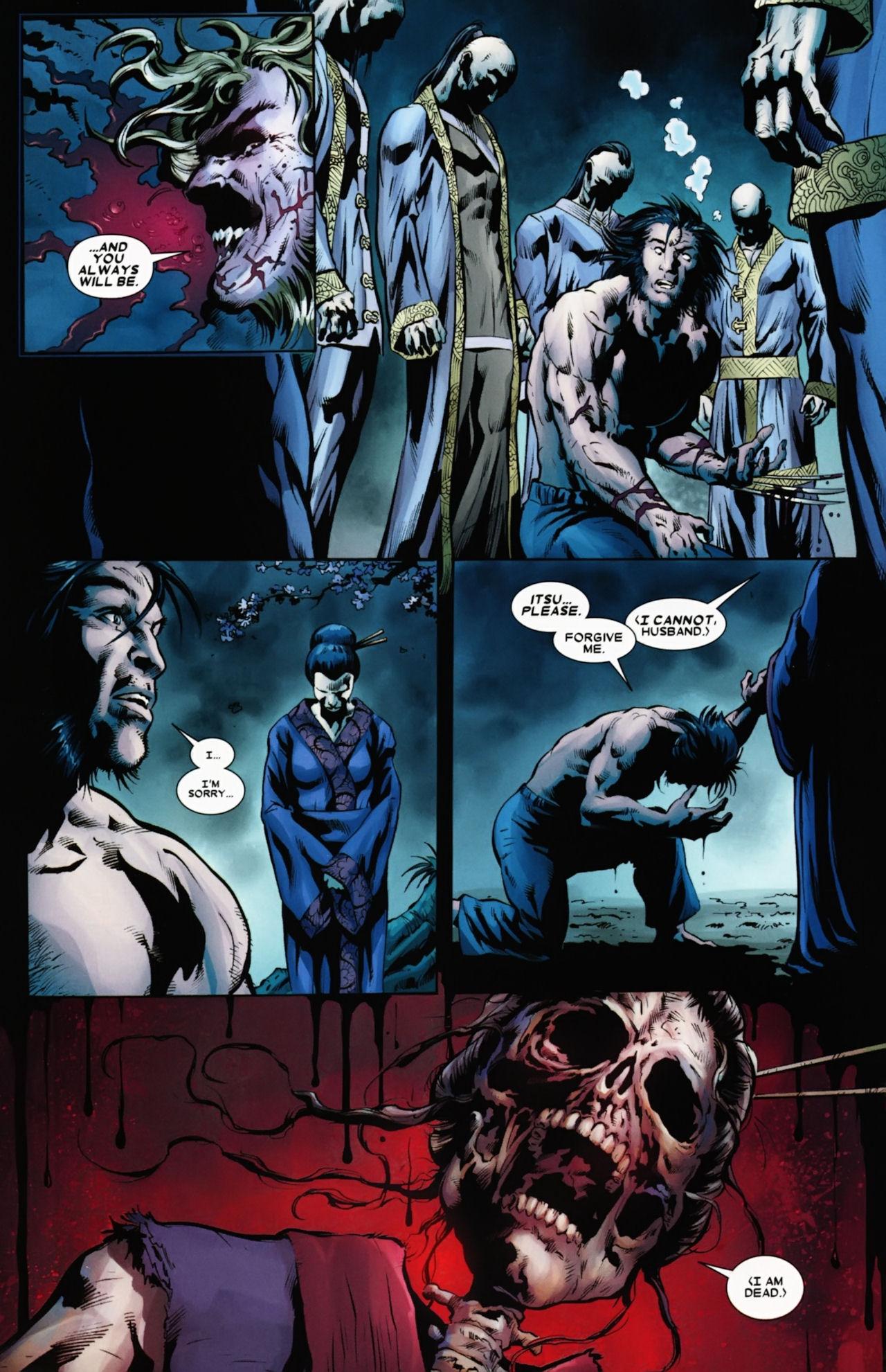 Read online Wolverine: Origins comic -  Issue #49 - 19