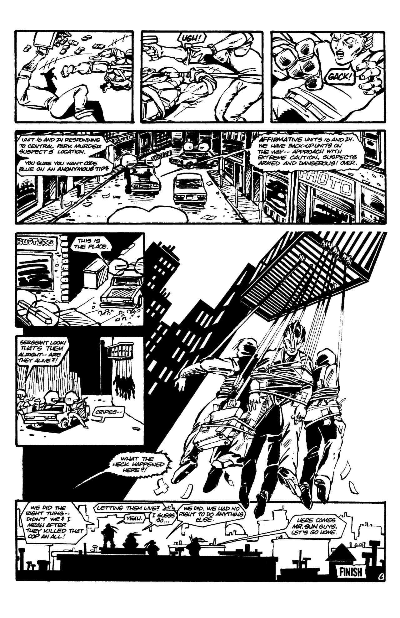 Read online Shell Shock comic -  Issue # Full - 204