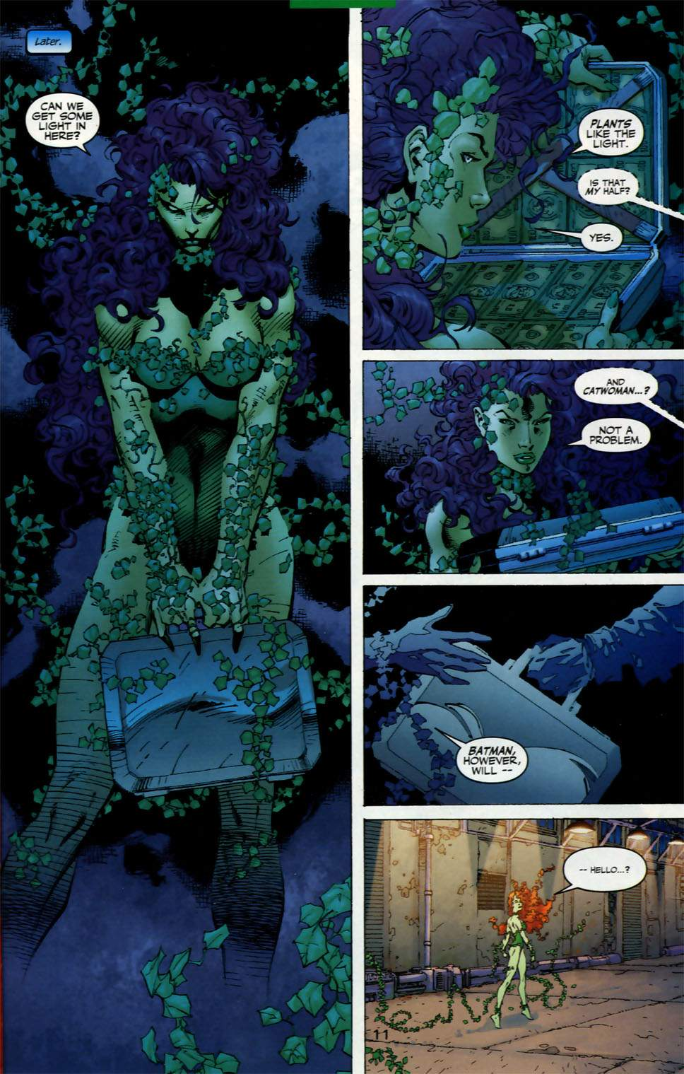 Read online Batman: Hush comic -  Issue #2 - 11