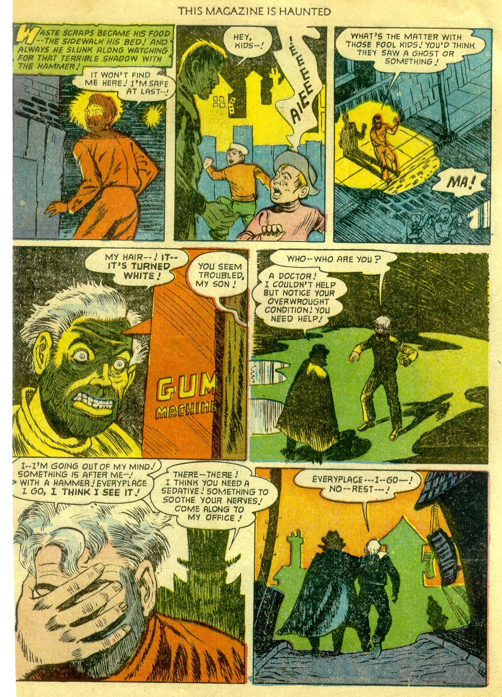 Read online This Magazine Is Haunted comic -  Issue #5 - 32
