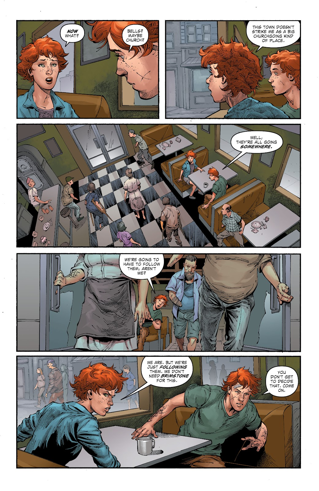 Read online The Curse of Brimstone: Ashes comic -  Issue # TPB (Part 1) - 42