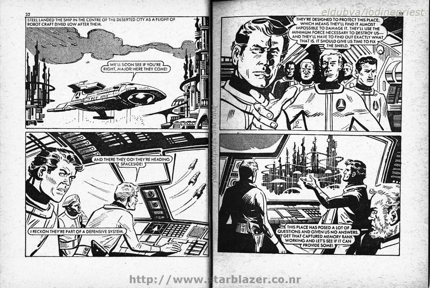 Starblazer issue 60 - Page 18