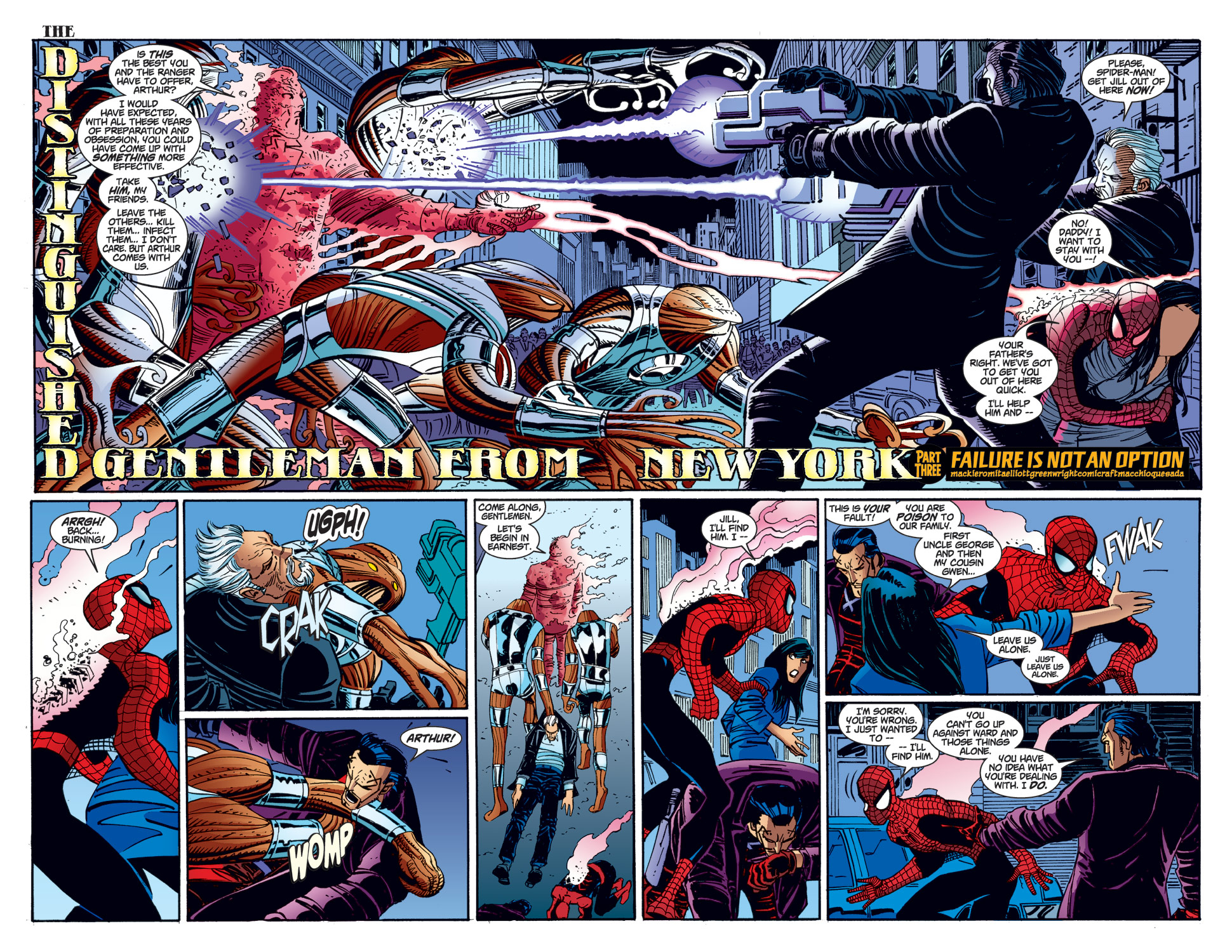 The Amazing Spider-Man (1999) 24 Page 2