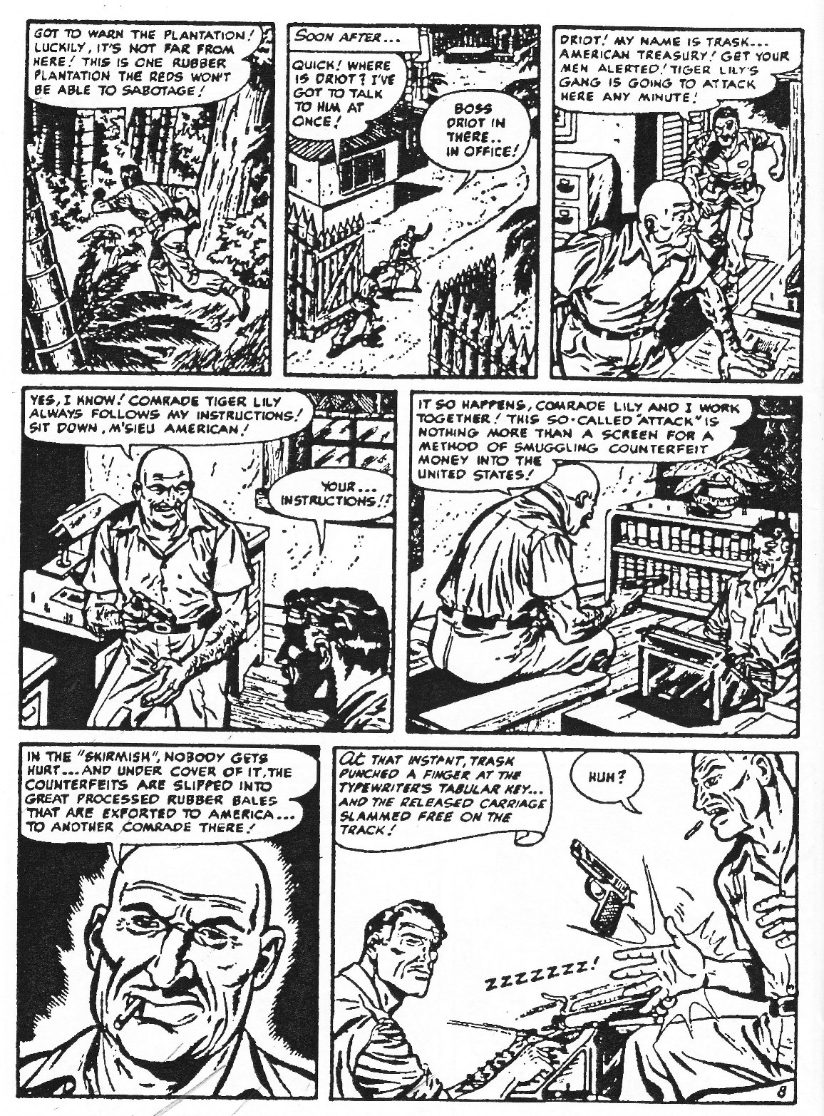 Read online Men of Mystery Comics comic -  Issue #62 - 44