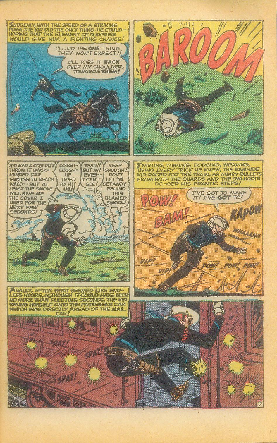 The Rawhide Kid (1955) issue 92 - Page 29