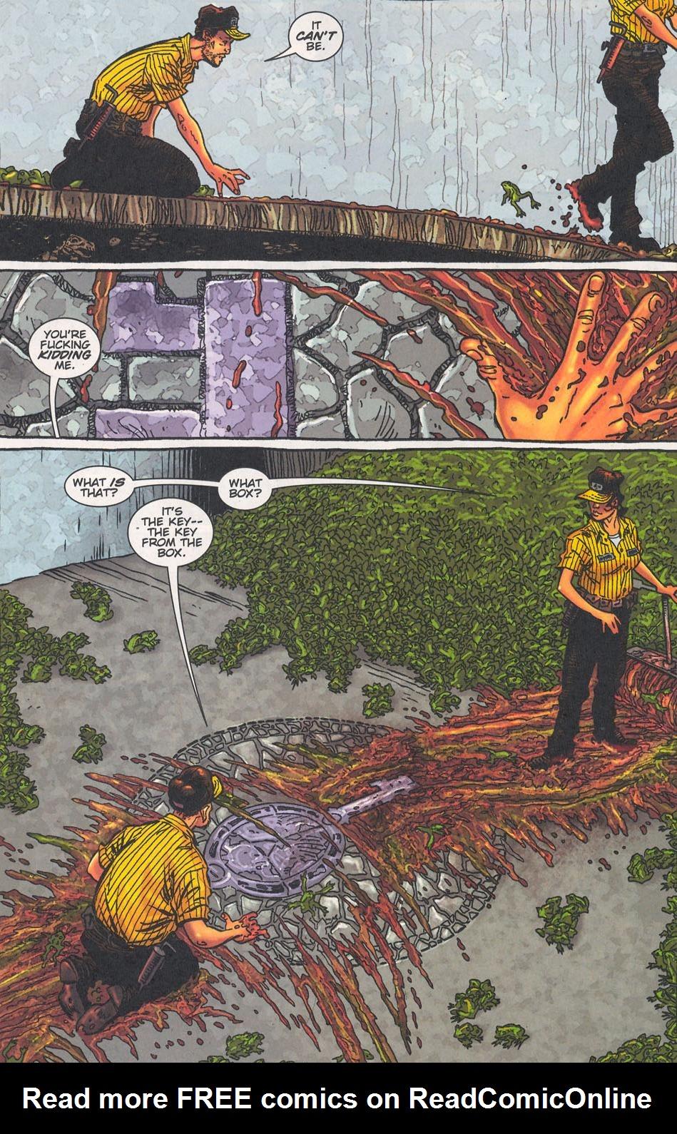 Read online The Exterminators comic -  Issue #16 - 9
