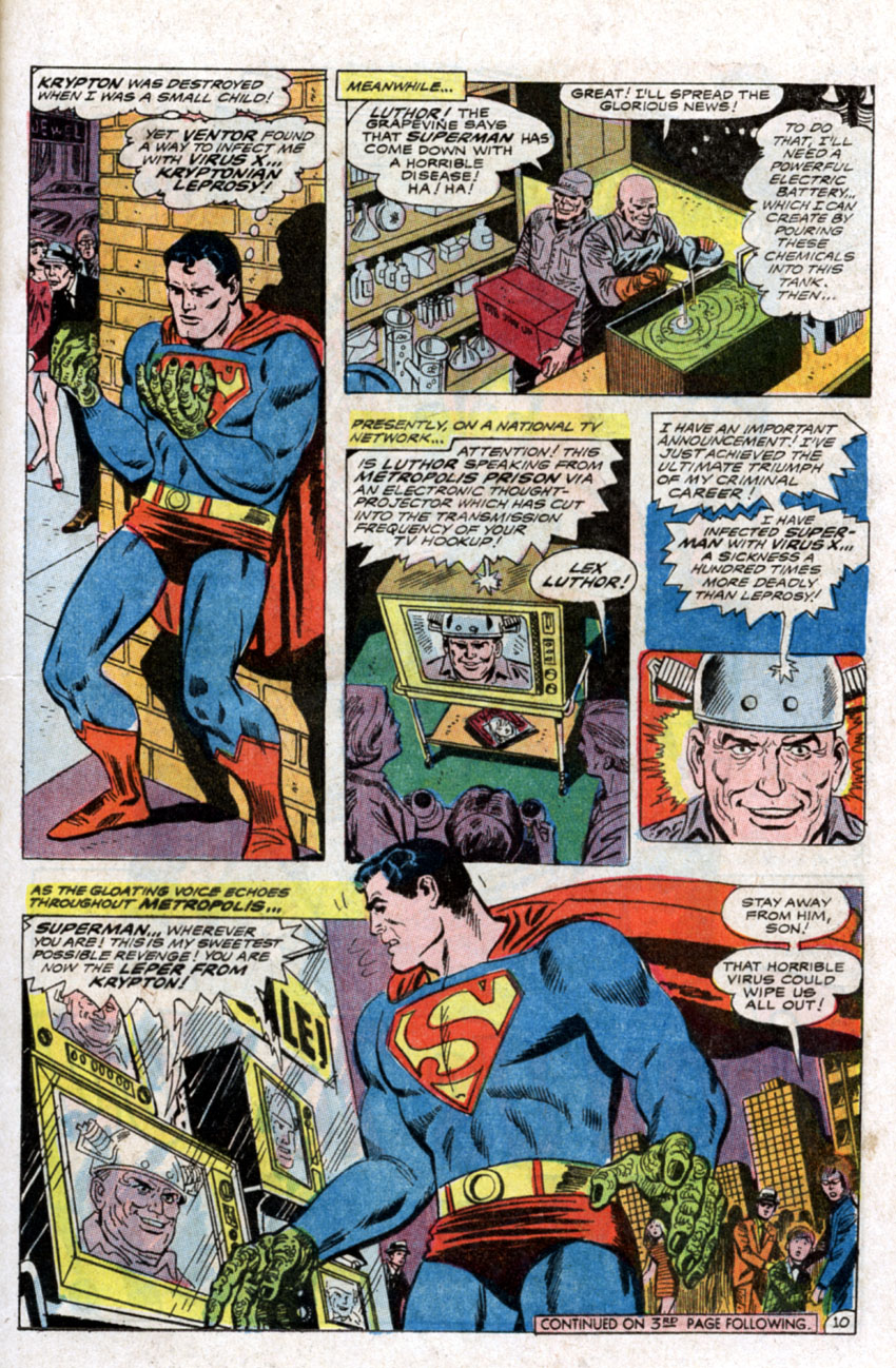 Read online Action Comics (1938) comic -  Issue #363 - 13