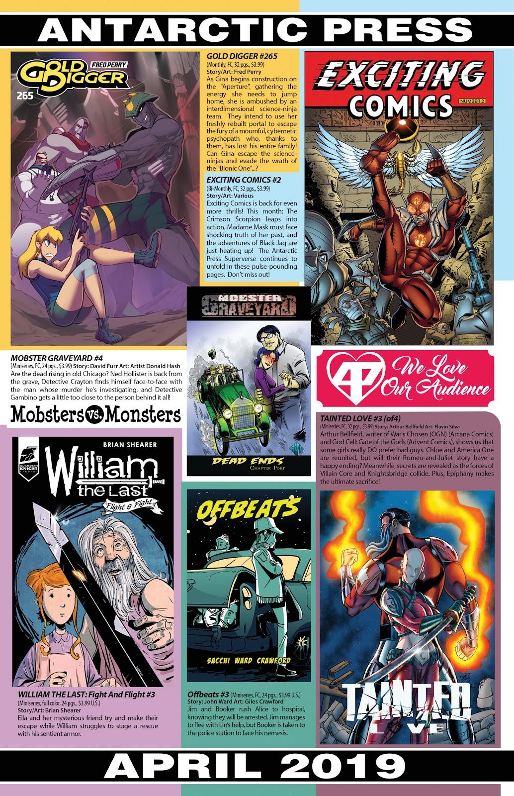 Read online Plush comic -  Issue #2 - 26