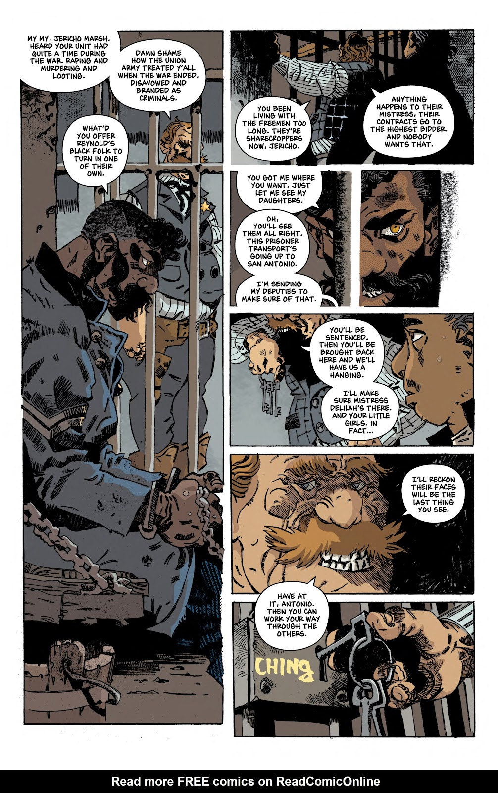 Read online The Seven Deadly Sins comic -  Issue # TPB (Part 1) - 24