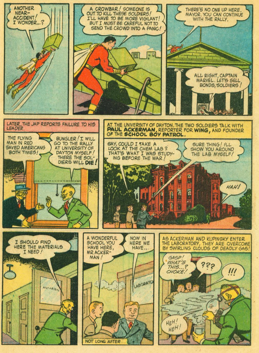 Captain Marvel Adventures issue 41 - Page 24