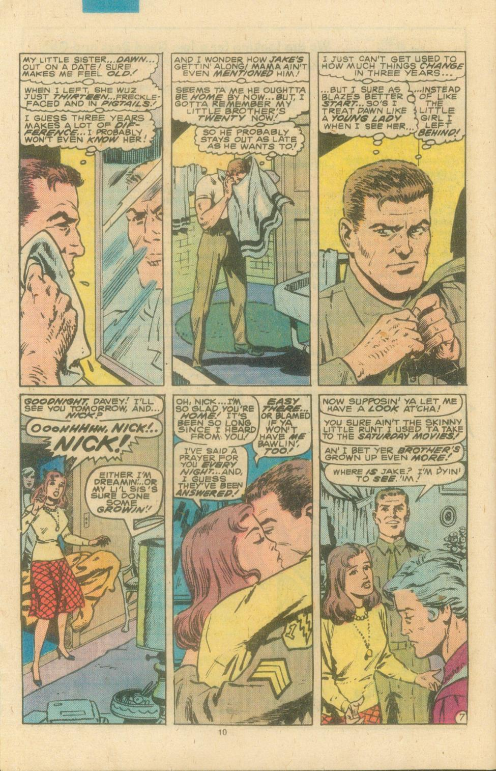 Read online Sgt. Fury comic -  Issue #162 - 12