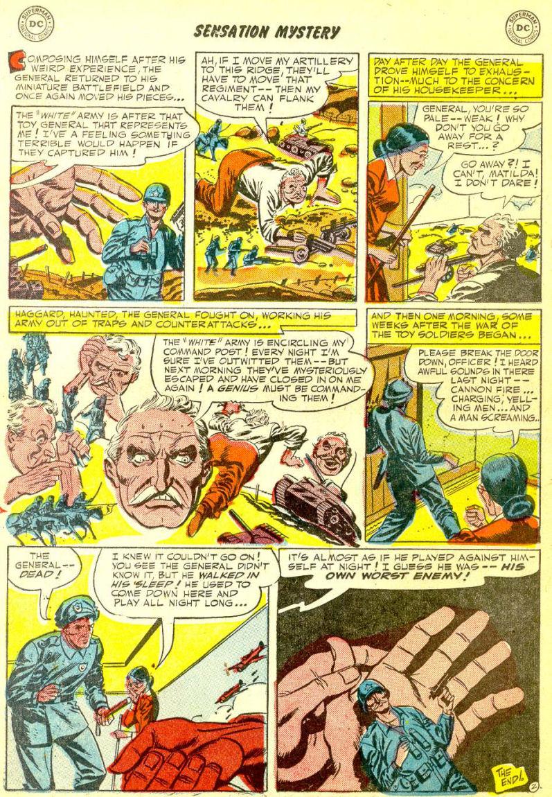 Read online Sensation (Mystery) Comics comic -  Issue #111 - 14