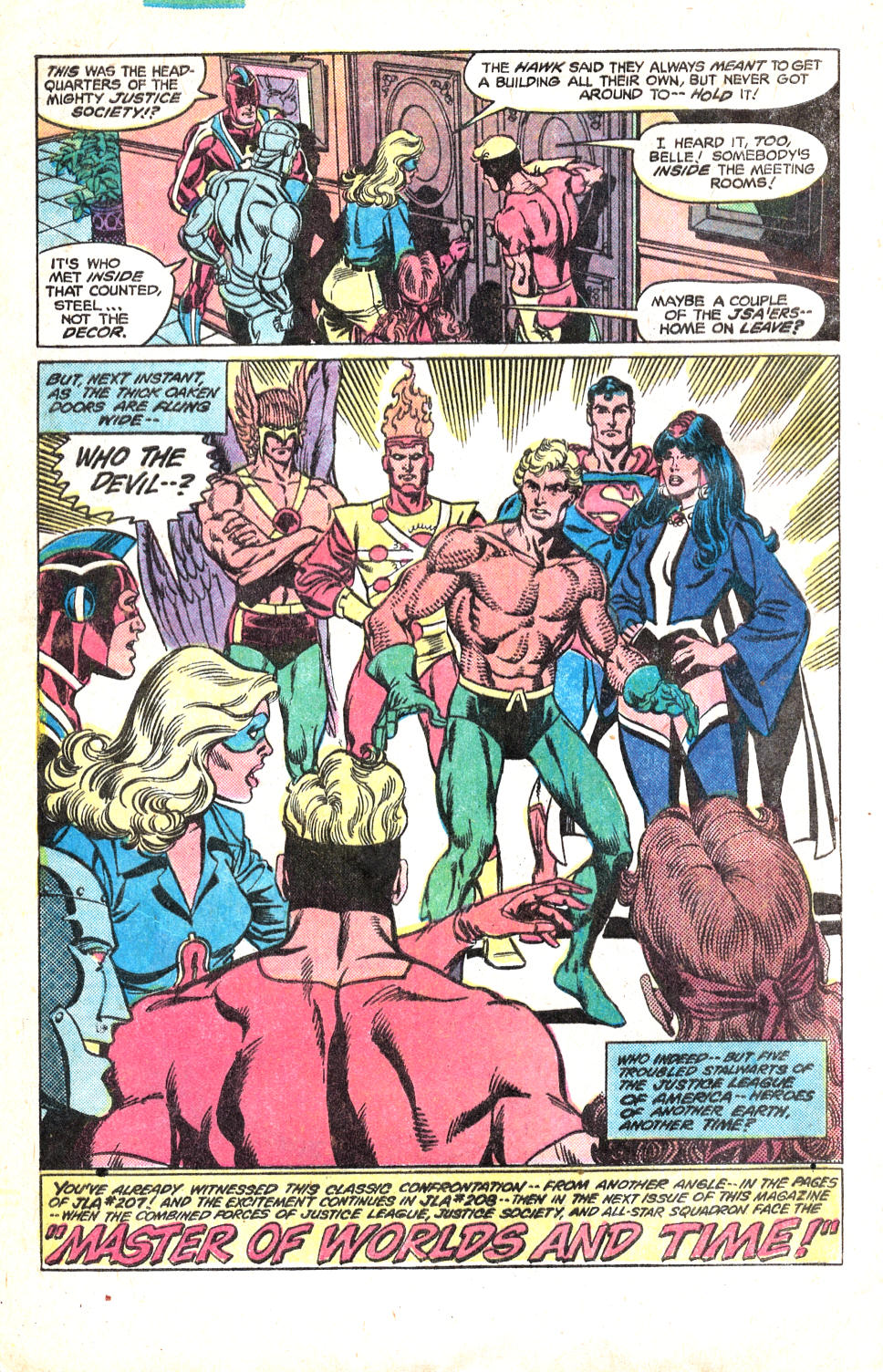 Read online All-Star Squadron comic -  Issue #14 - 31