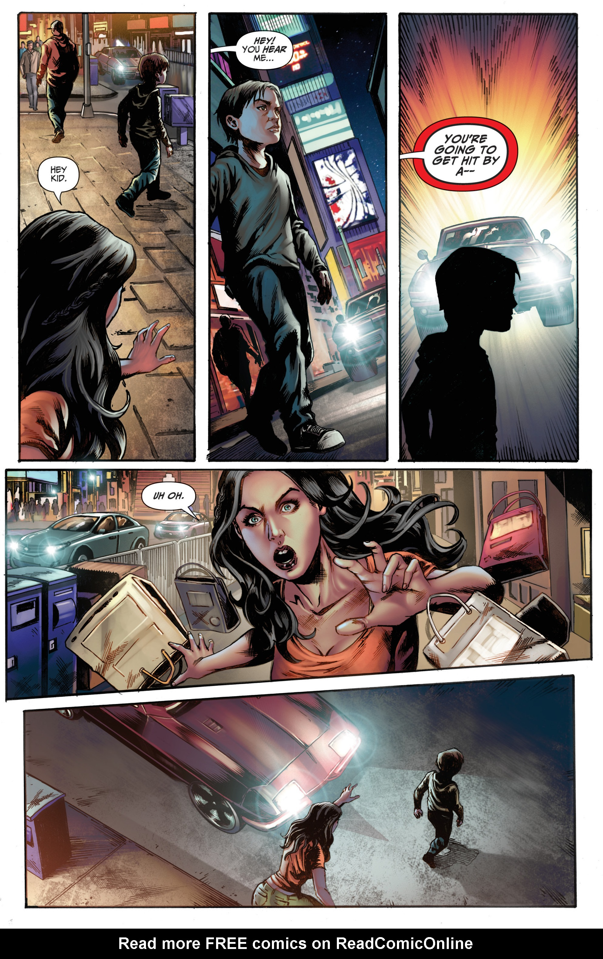 Read online Grimm Fairy Tales (2016) comic -  Issue #6 - 9