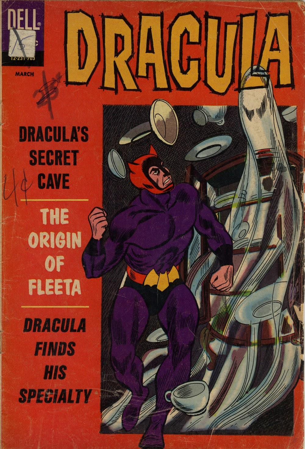 Dracula (1962) issue 4 - Page 1