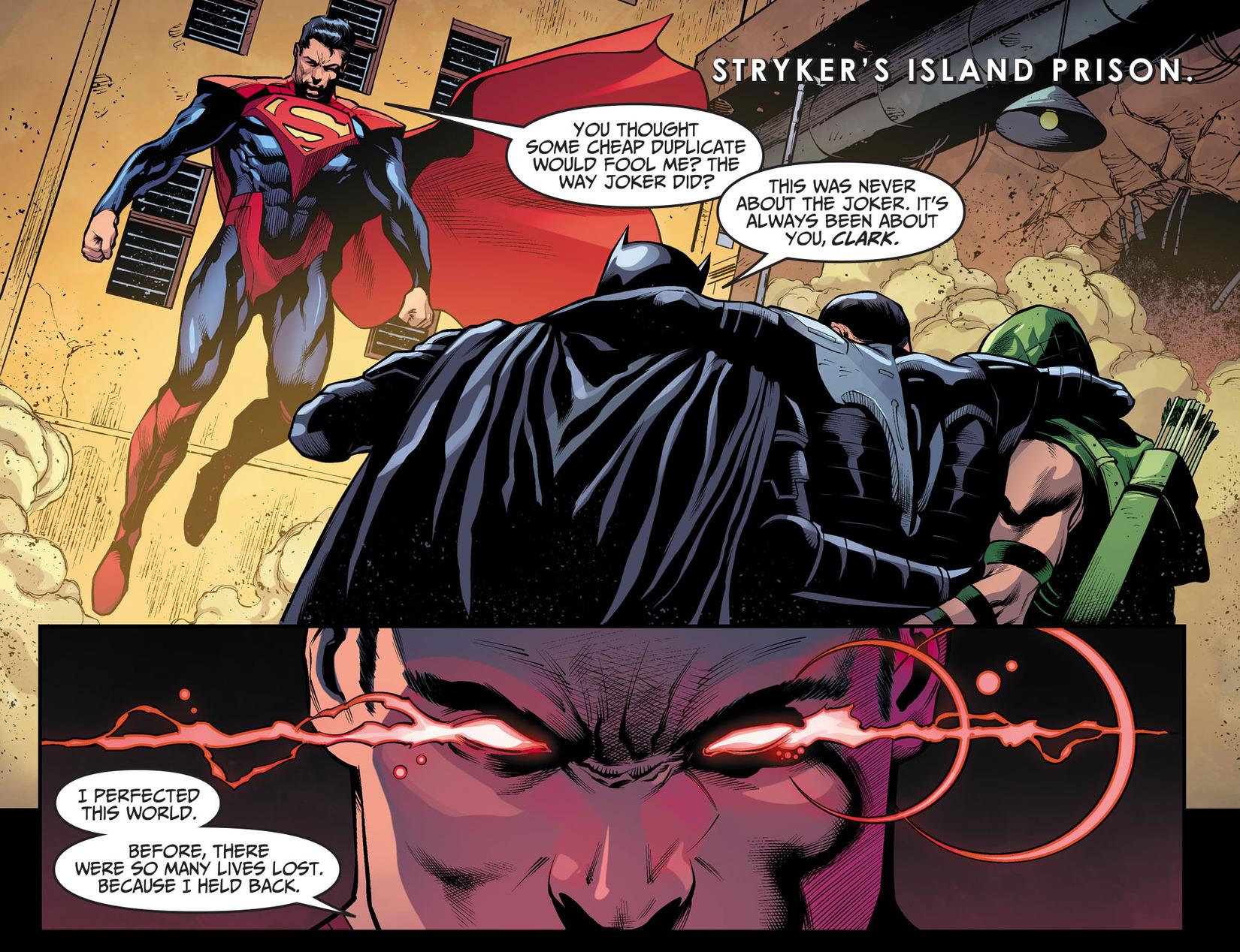 Read online Injustice: Ground Zero comic -  Issue #17 - 7