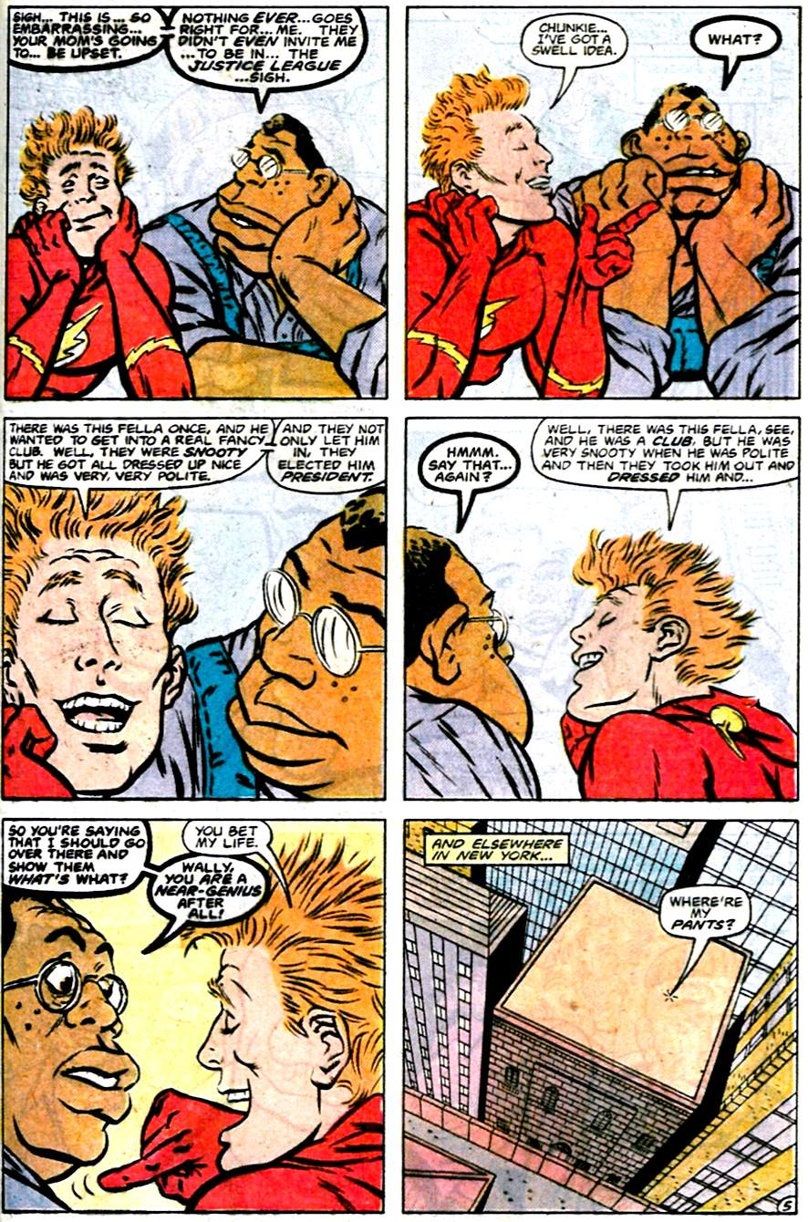 Read online The Flash (1987) comic -  Issue # _Annual 3 - 36
