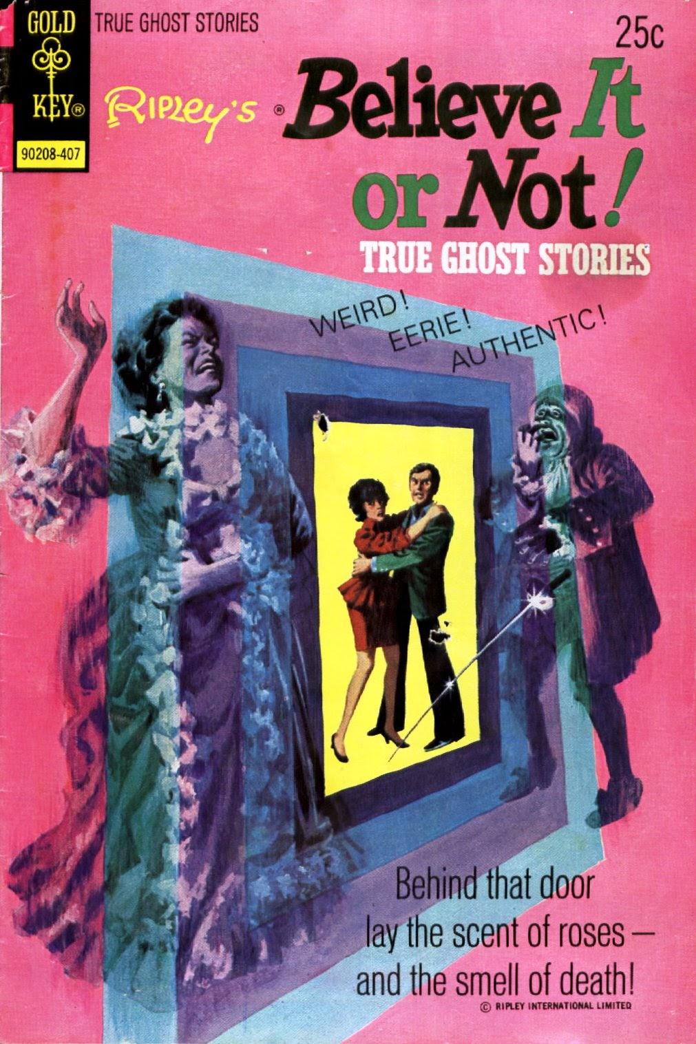 Ripleys Believe it or Not! (1965) 48 Page 1