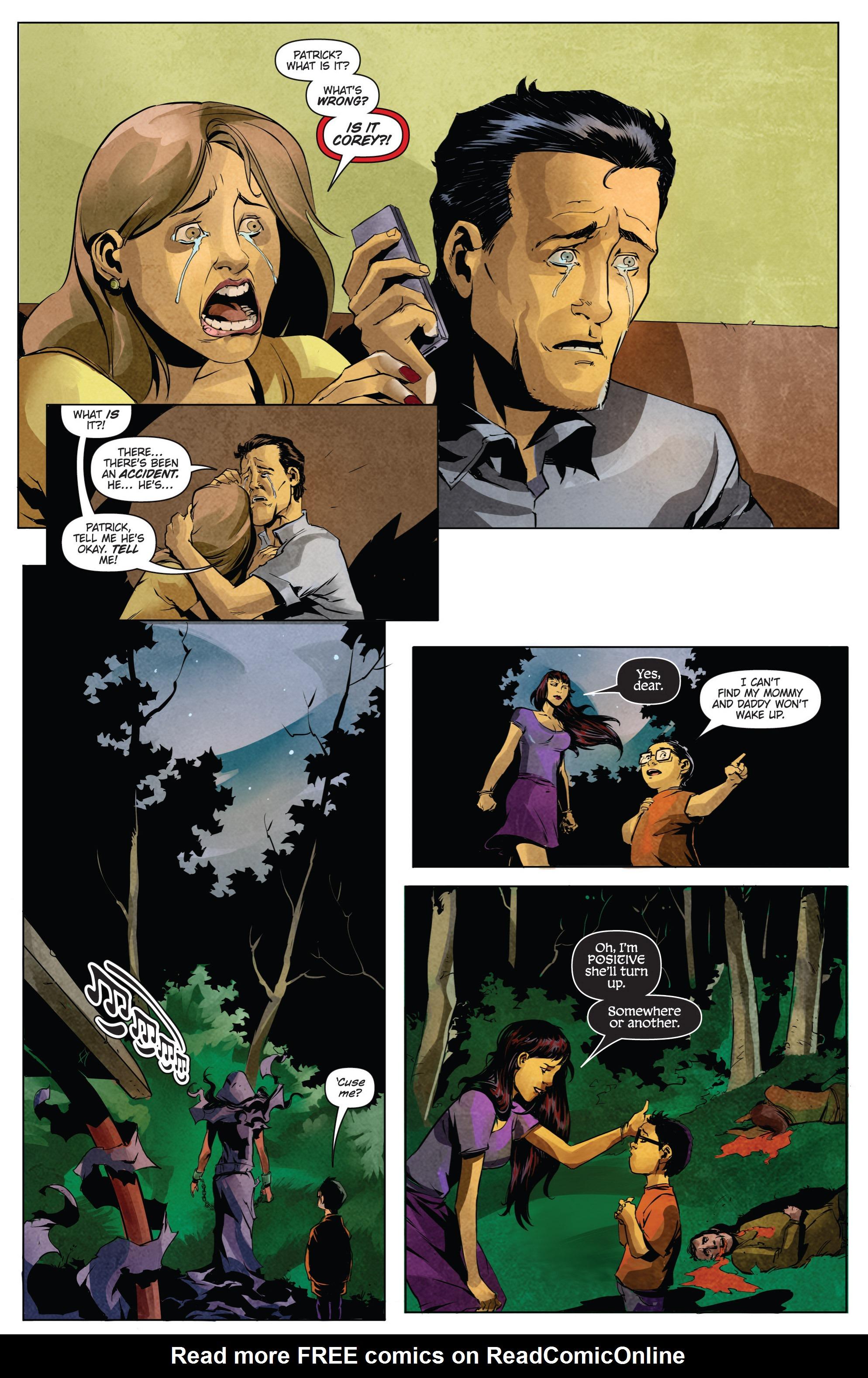 Read online Grimm Fairy Tales presents No Tomorrow comic -  Issue # TPB - 49