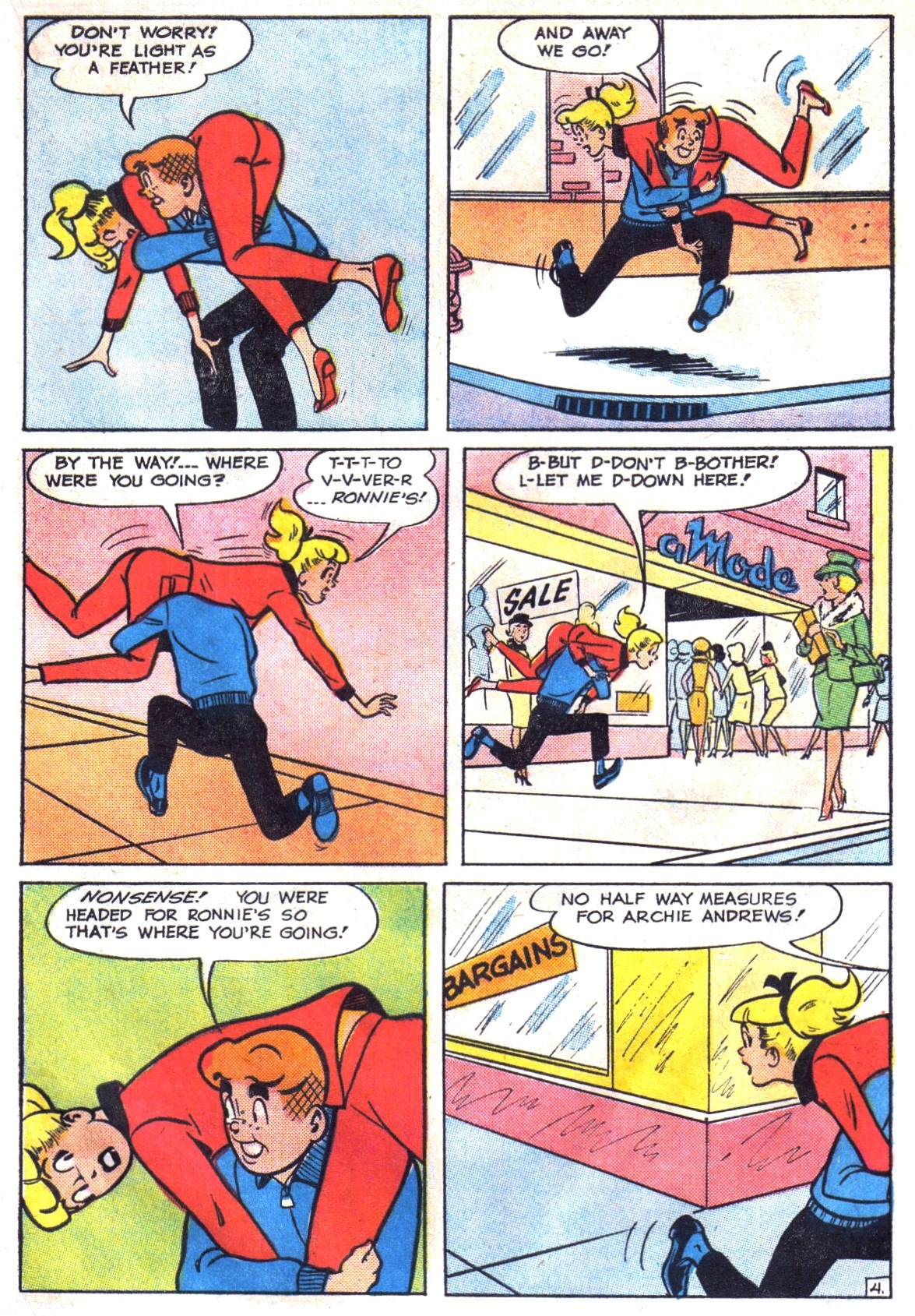Read online Archie (1960) comic -  Issue #147 - 23