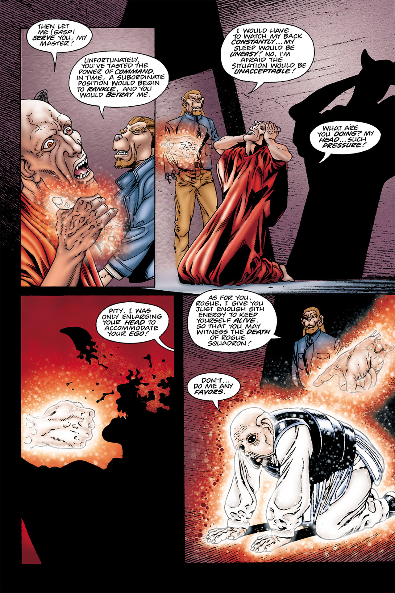 Read online Star Wars Omnibus comic -  Issue # Vol. 2 - 277