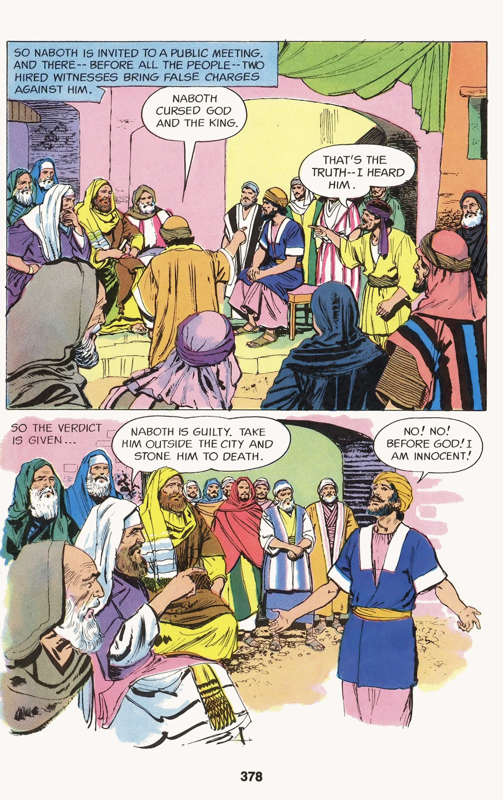 The Picture Bible issue TPB (Part 4) - Page 81