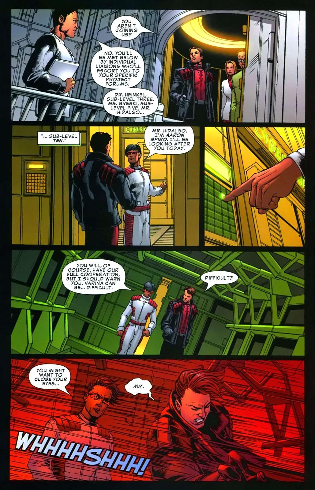 Read online Amazing Fantasy (2004) comic -  Issue #16 - 7