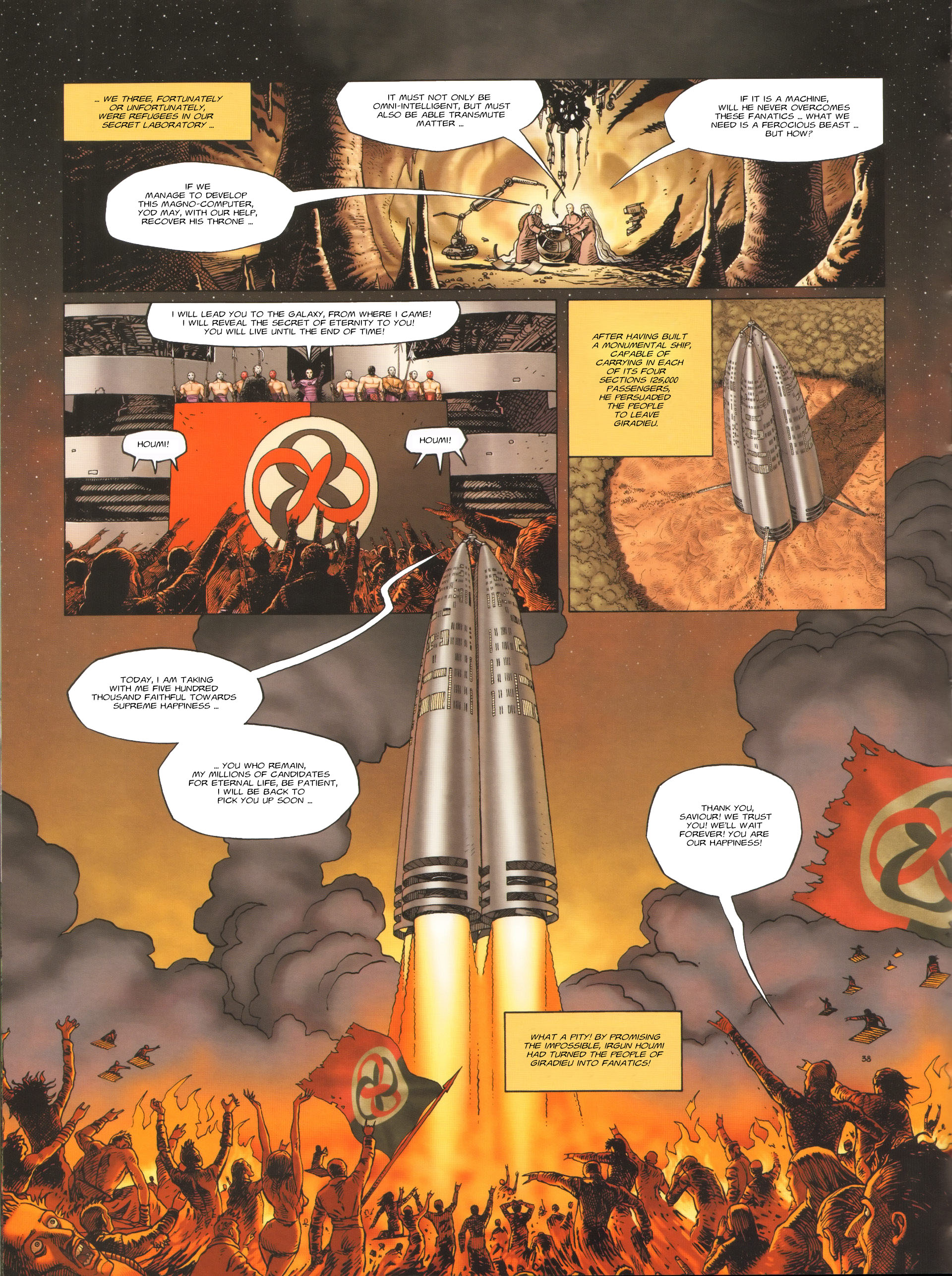 Read online Megalex (2014) comic -  Issue #3 - 41