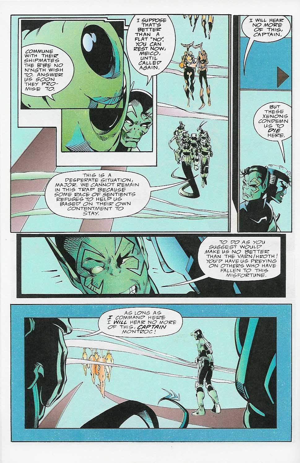 Alien Legion: On the Edge issue 2 - Page 13