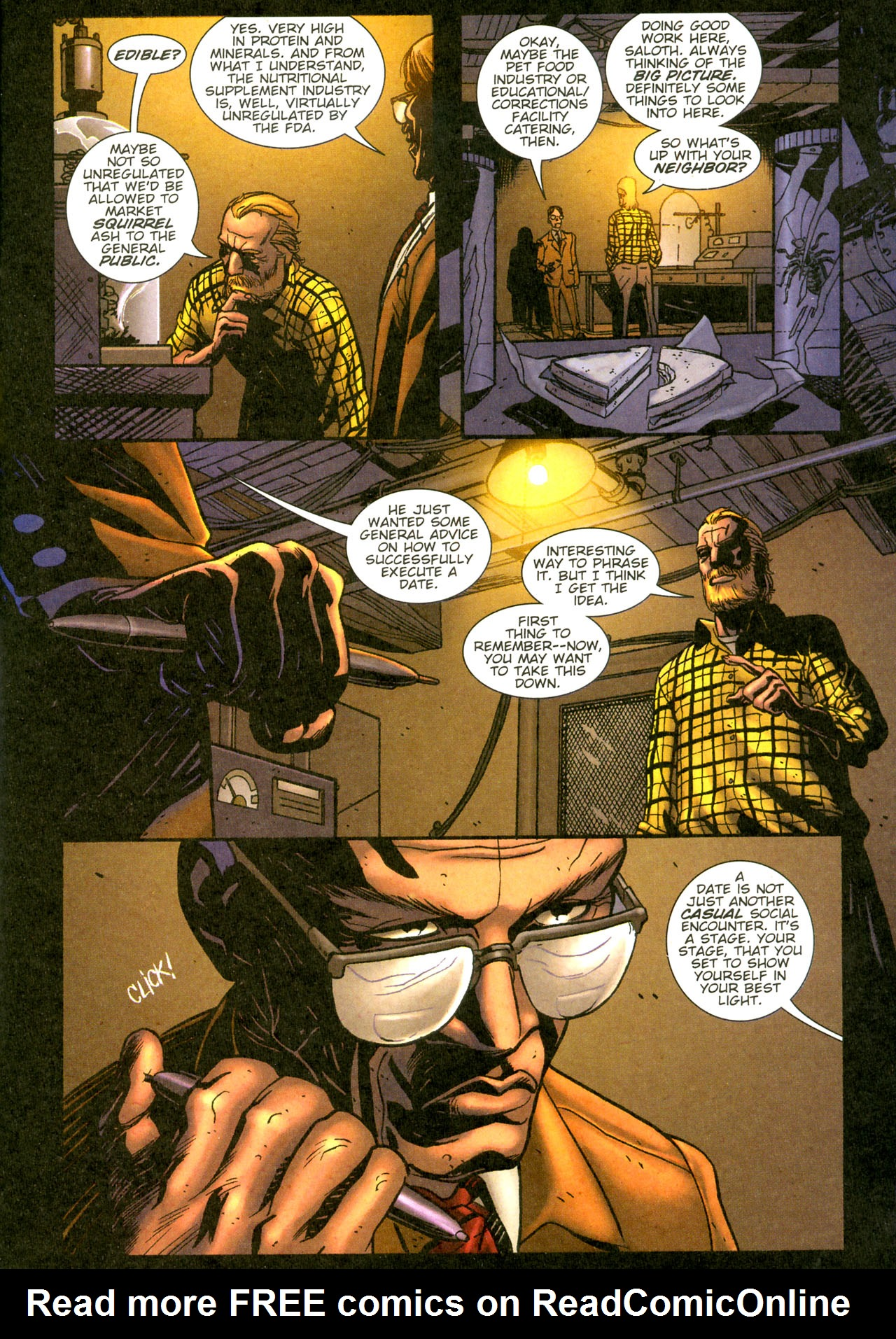 Read online The Exterminators comic -  Issue #11 - 4