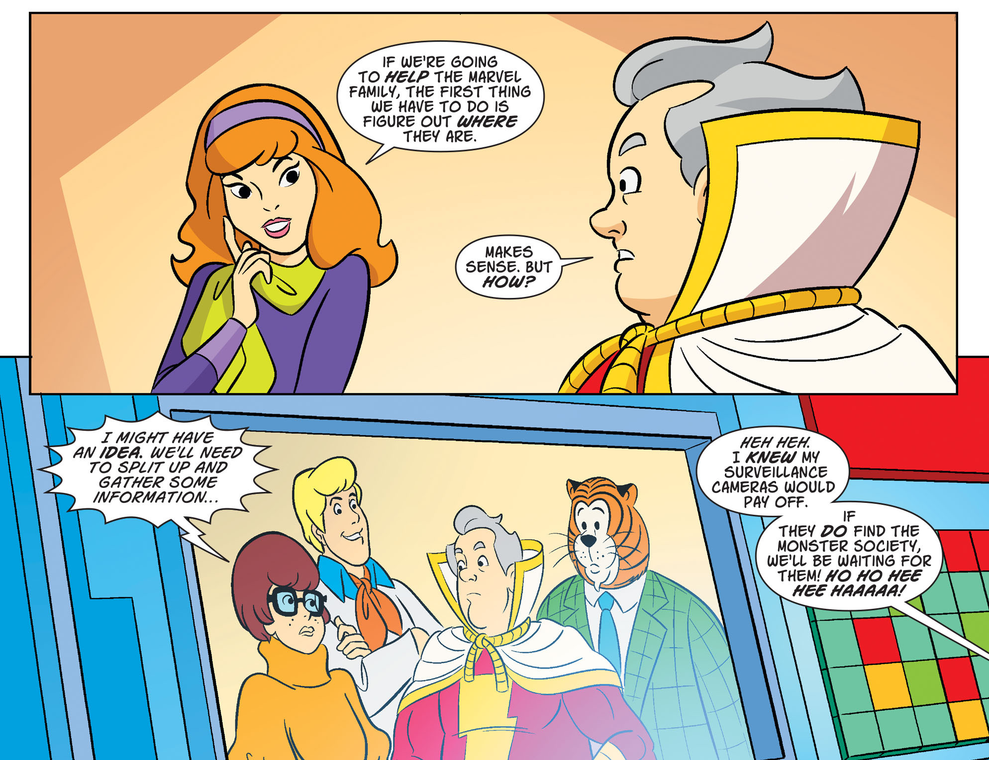 Read online Scooby-Doo! Team-Up comic -  Issue #31 - 13