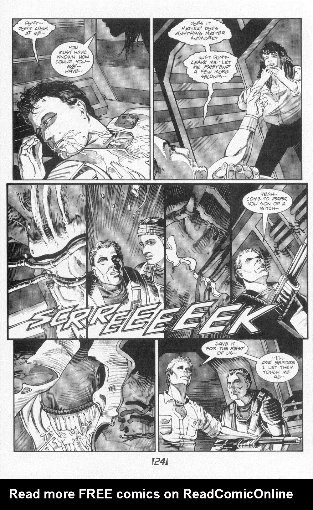 Read online Aliens (1988) comic -  Issue #5 - 26