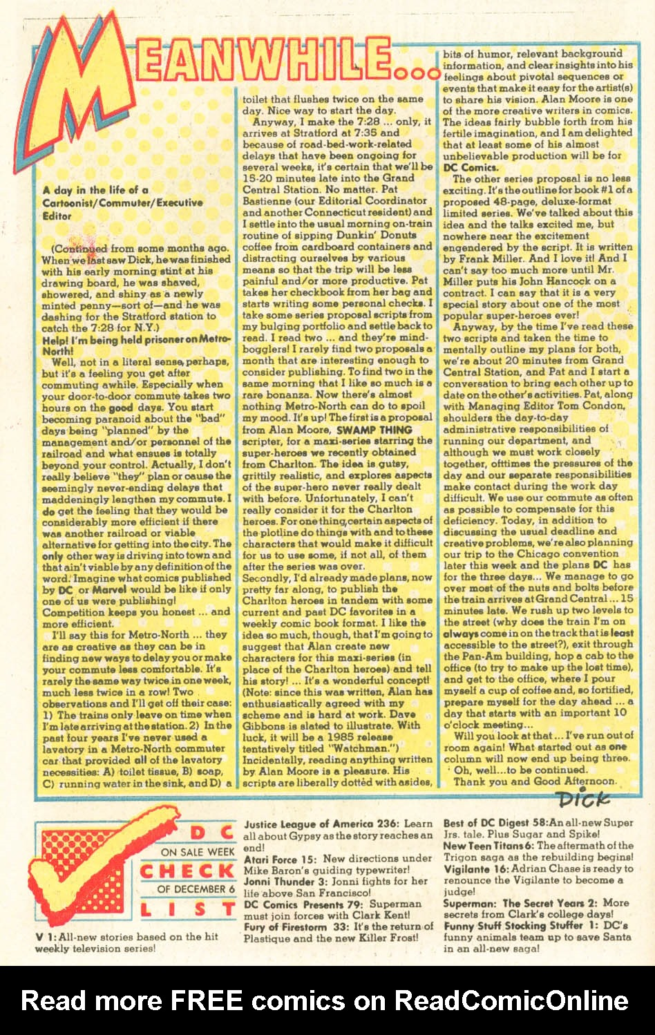Read online Atari Force (1984) comic -  Issue #15 - 24