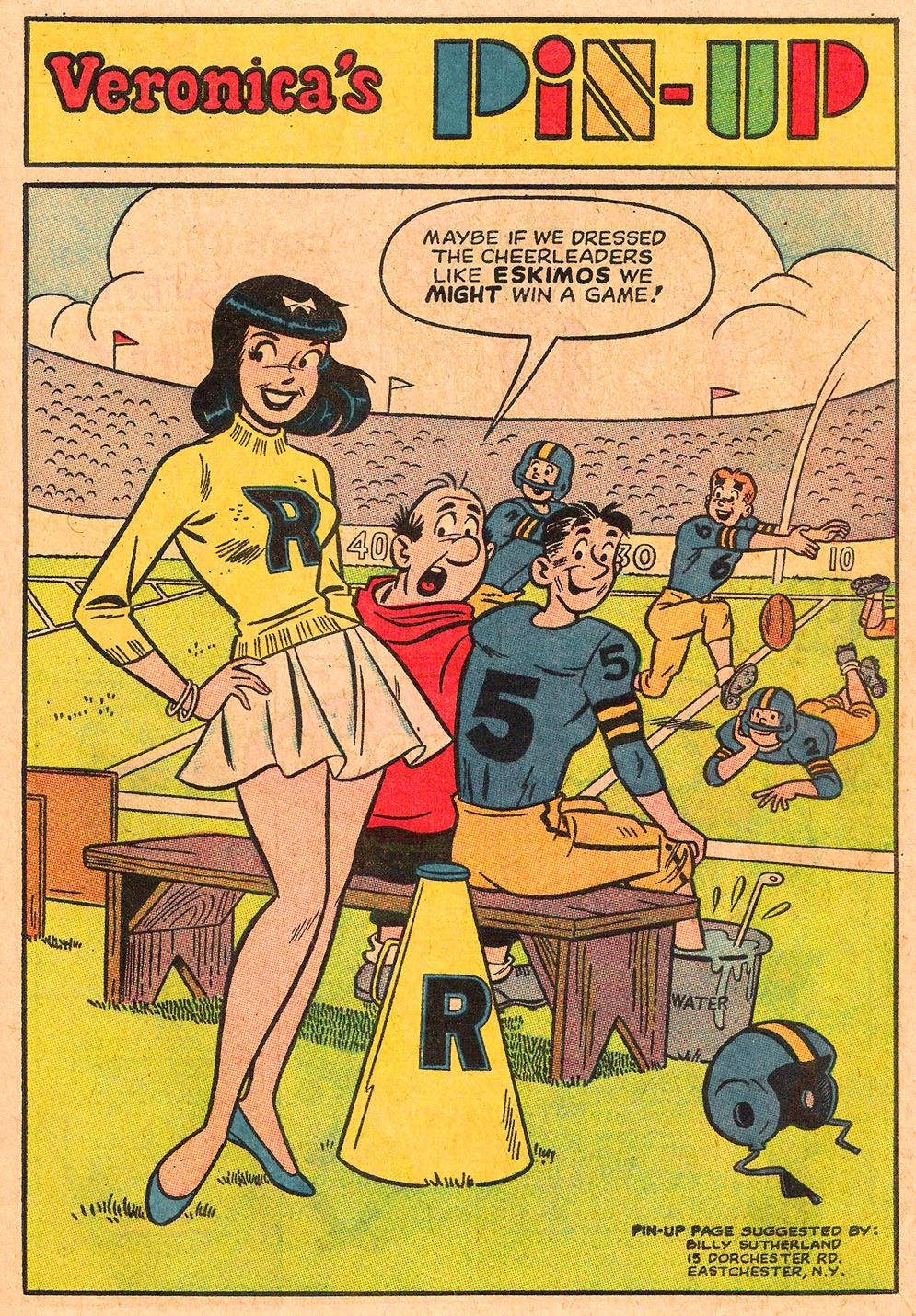 Read online Archie's Girls Betty and Veronica comic -  Issue #85 - 11