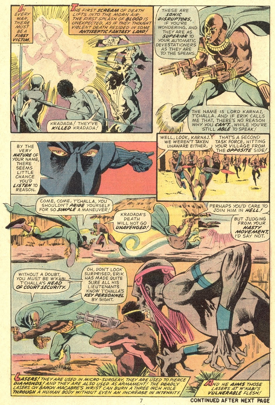 Jungle Action (1972) issue 11 - Page 8