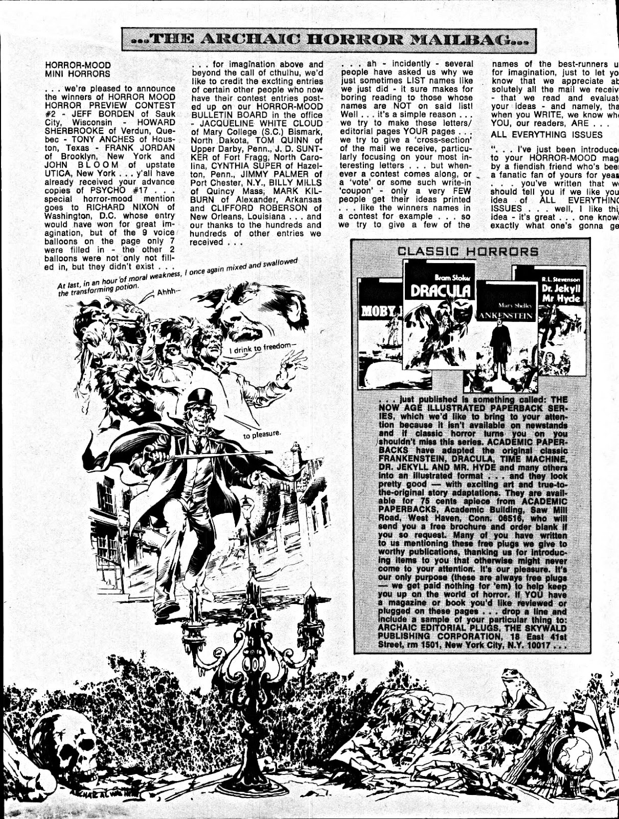 Nightmare (1970) issue 18 - Page 21