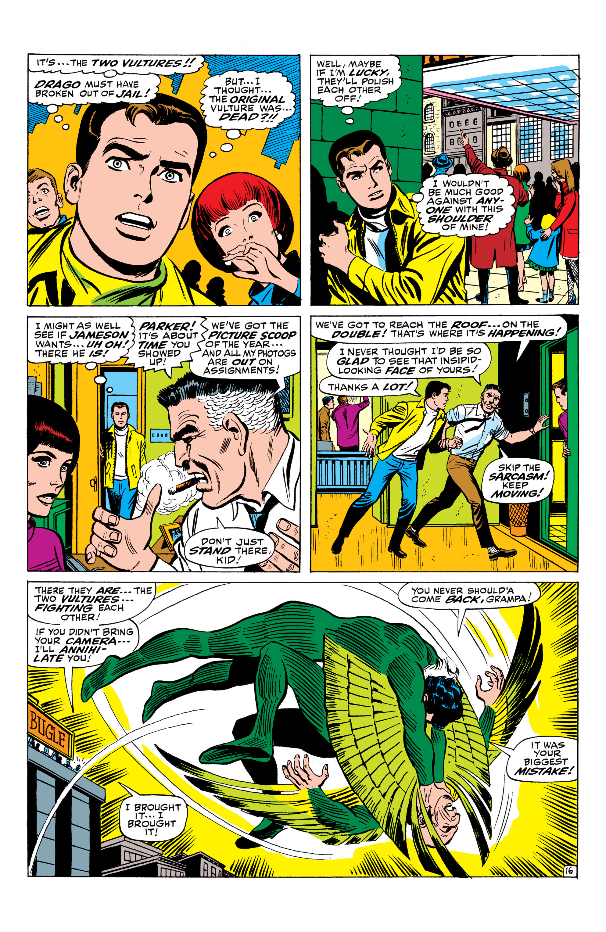 The Amazing Spider-Man (1963) 63 Page 16