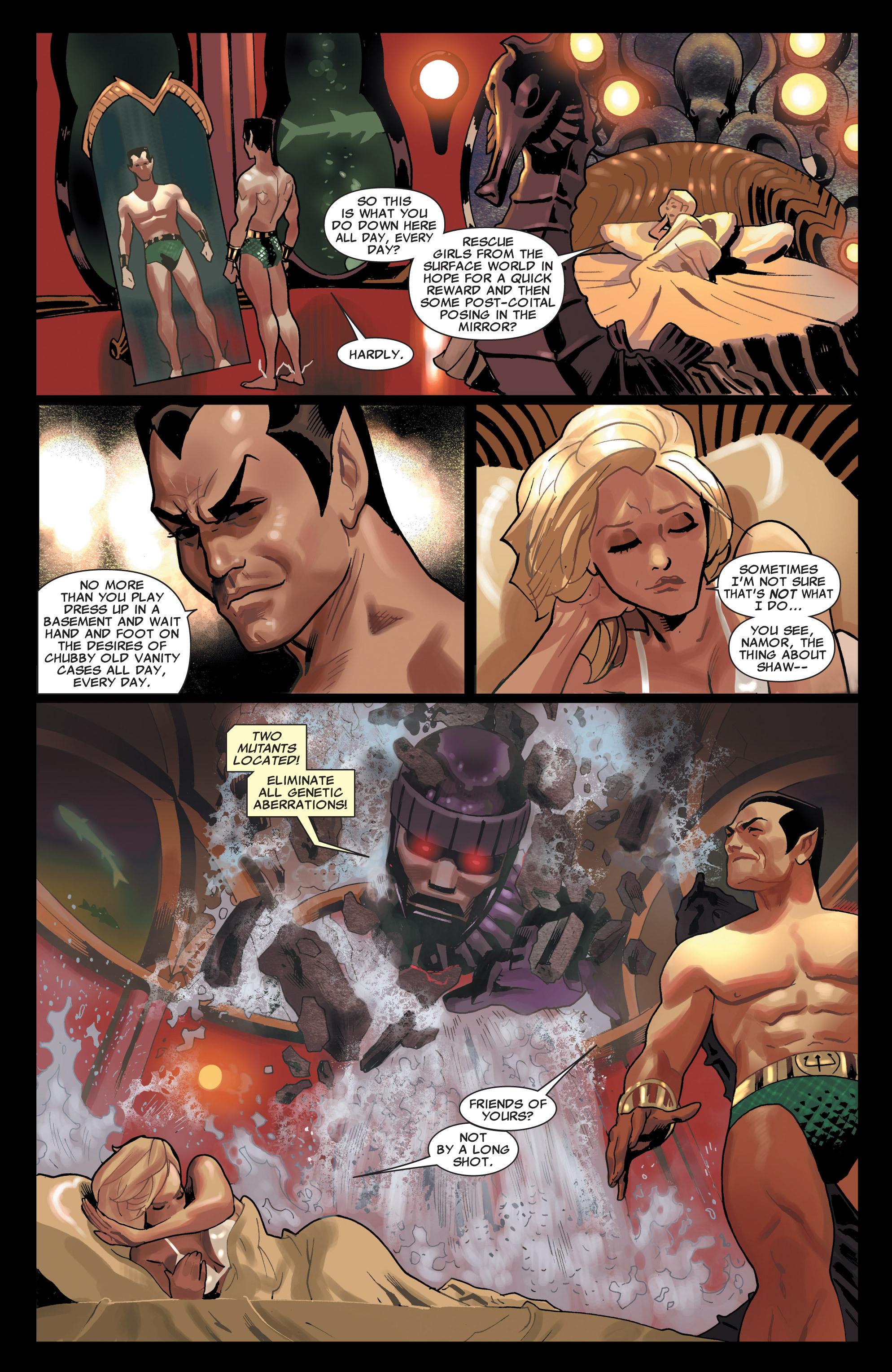 Read online Uncanny X-Men (1963) comic -  Issue # _Annual 2 (2009) - 24