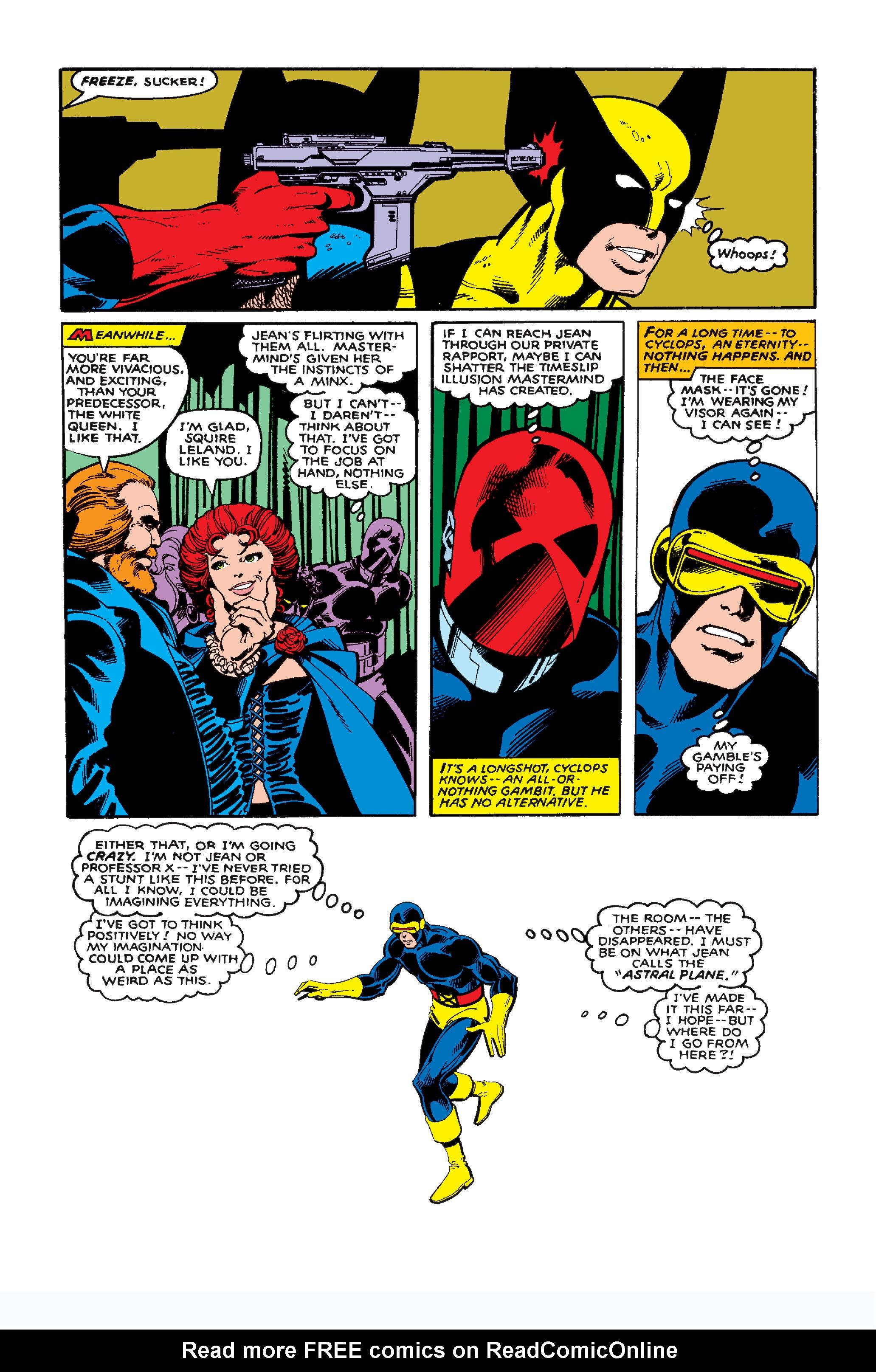 Read online Uncanny X-Men (1963) comic -  Issue #133 - 13