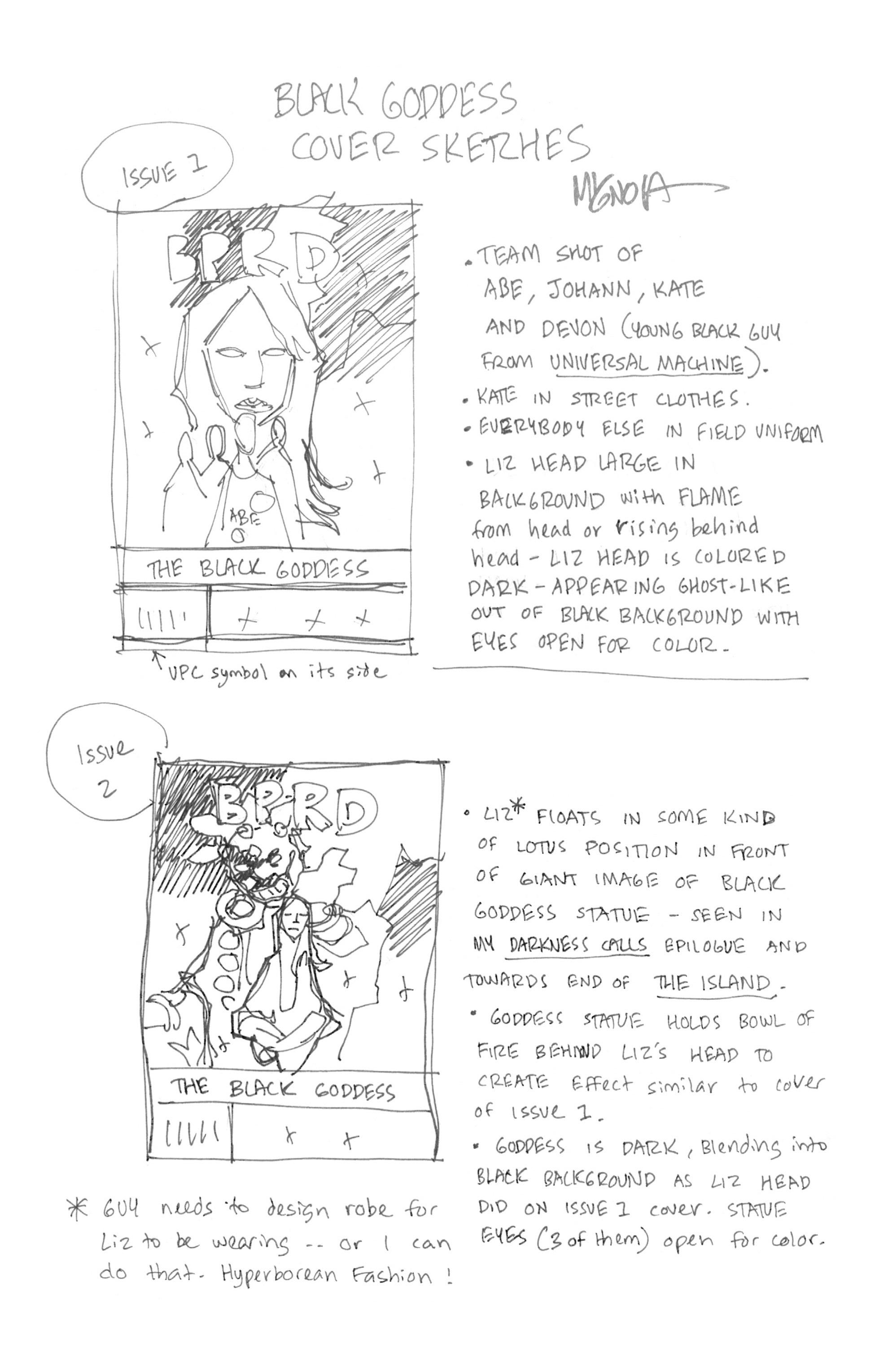 Read online B.P.R.D. (2003) comic -  Issue # TPB 11 - 137