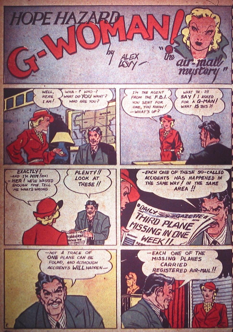 Read online Detective Comics (1937) comic -  Issue #3 - 10